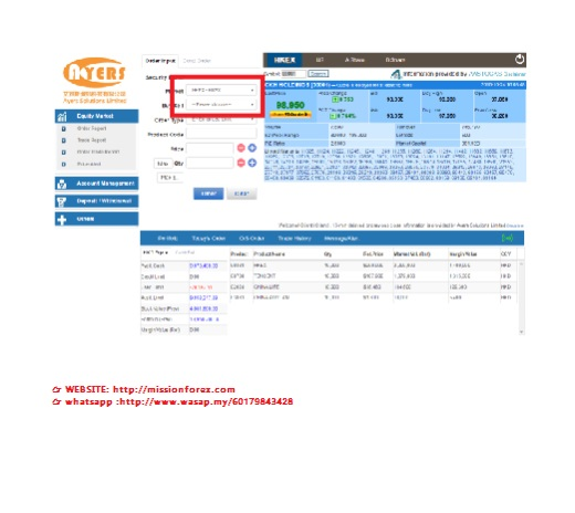 Web-Trading-System