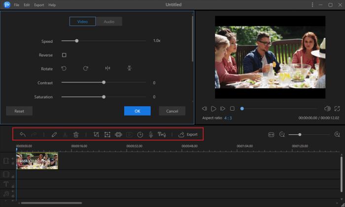 video yönü çevirme - döndürme