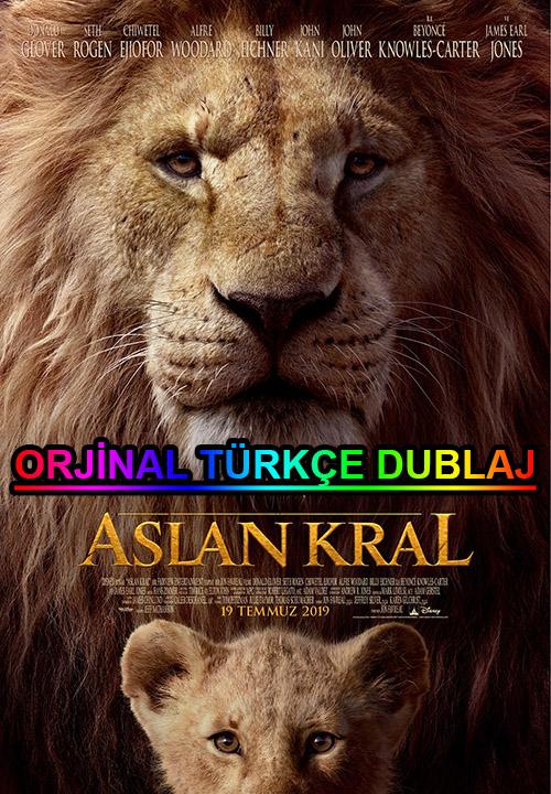 Aslan Kral | The Lion King | 2019 | BDRip | XviD | Türkçe Dublaj | m720p - m1080p | BluRay | Dual | TR-EN | Tek Link