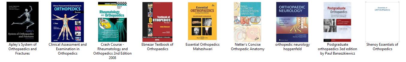 Orthopaedics ebook maheshwari