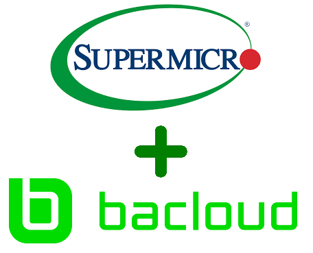 Supermicro bacloud