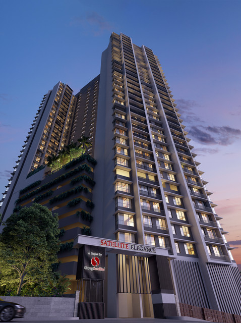 Property Arrangement at Goregaon East that is Evolving, Advisable and Upscale