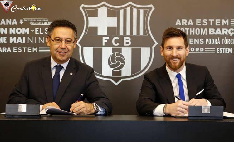 Pakai Jasa Buzzer, Presiden Barcelona Ditangkap dengan Tuduhan Korupsi