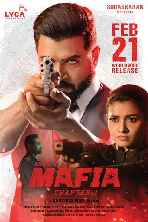 Mafia Chapter 1 (2020) UNCUT Dual Audio Hindi 720p HDRip x264 AAC 800MB ESub