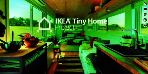 Ikea Is Now Selling Tiny Homes For Broke Millennials…