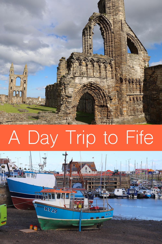 A Day Trip to Fife, Scotland