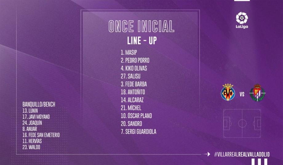 Villarreal C.F. - Real Valladolid C.F. Sábado 23 de Septiembre. 13:00 - Página 2 IMG-20190921-114739