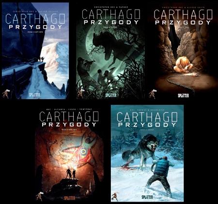 Carthago _ Przygody (1-5) [Komiks PL]