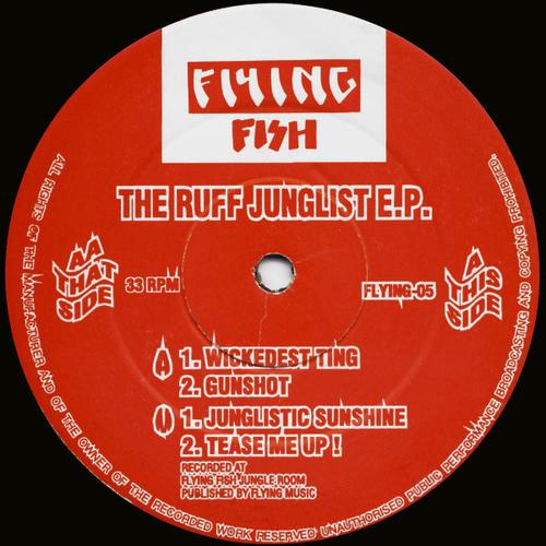 Unknown Artist - The Ruff Junglist E.P.