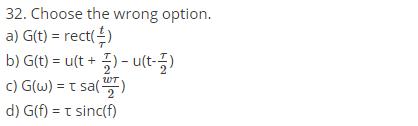 Choose-the-wrong-option