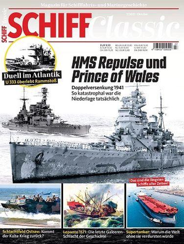 Cover: Schiff Classic Magazin No 07 Oktober 2021