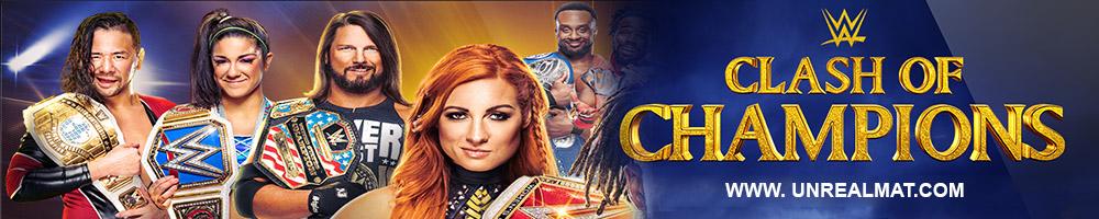 Ver WWE Clash of Champions En Vivo Español Online HD | WWE, Impact, ROH, NJPW, MMA, Futbol |