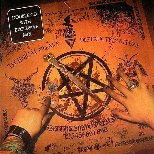 VA - Technical Freaks: Destruction Ritual 2005