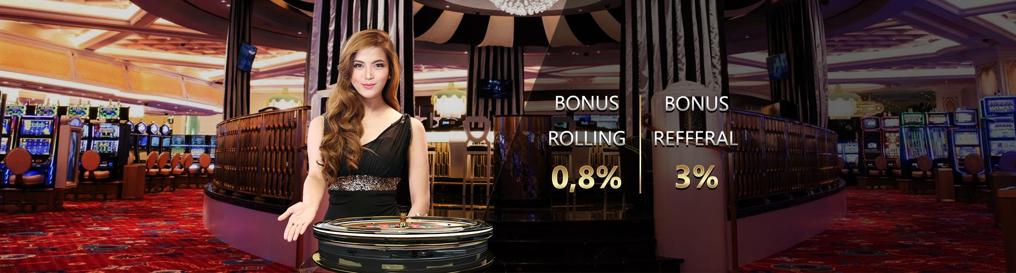 Ronus Rolling Bonus Refferal