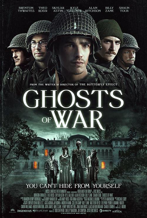 Ghosts of War | 2020 | m720p - m1080p | WEB-DL | Türkçe Altyazılı | Tek Link
