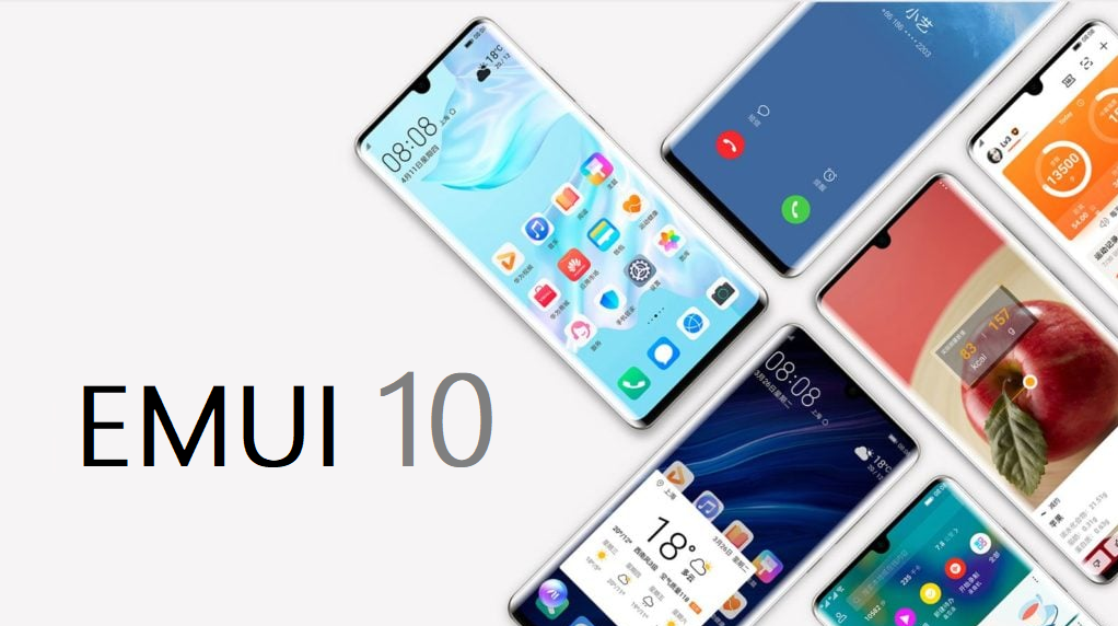 Emui 10 on 14 smartphones from Huawei and Honor, here is the list