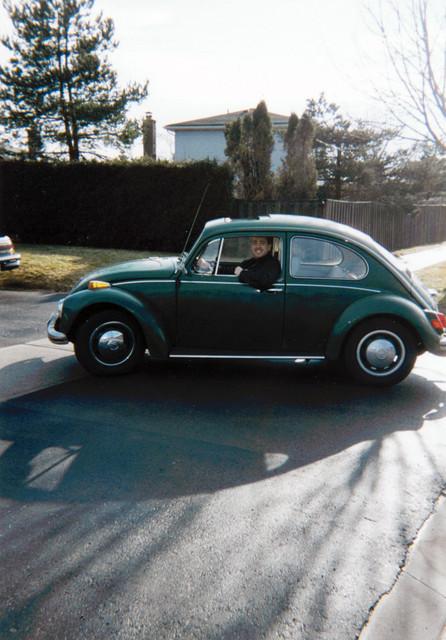 Kevs 70 beetle