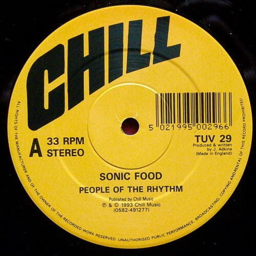 Sonic Food - People Of The Rhythm