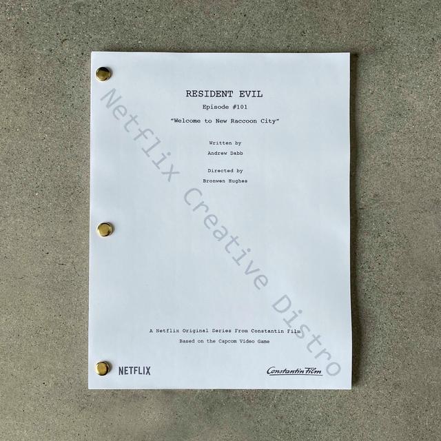 Netflix確認正在製作《惡靈古堡》真人電視劇,共8集,每集60分鐘。 Image
