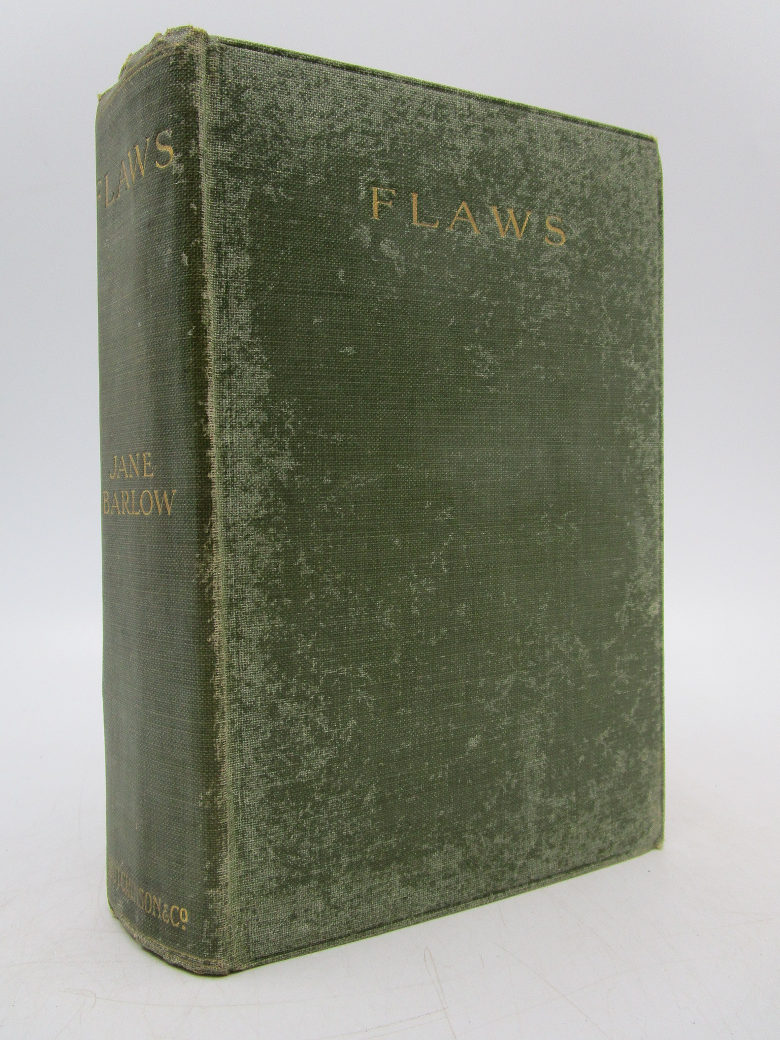 Image for Flaws: A Novel