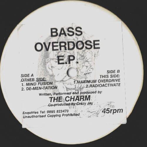 Download The Charm - Bass Overdose E.P. mp3
