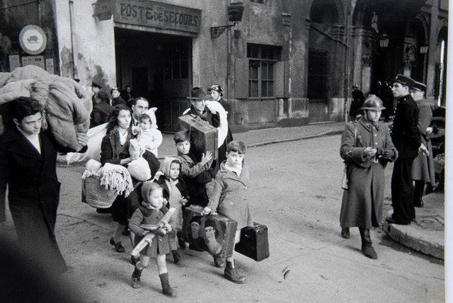Evacuation du panier