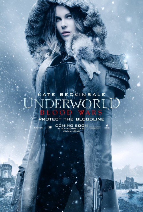 Underworld Blood Wars (2016) Hindi Dual Audio 720p BluRay 700MB ESubs Download