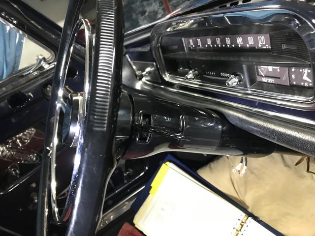Steering-column