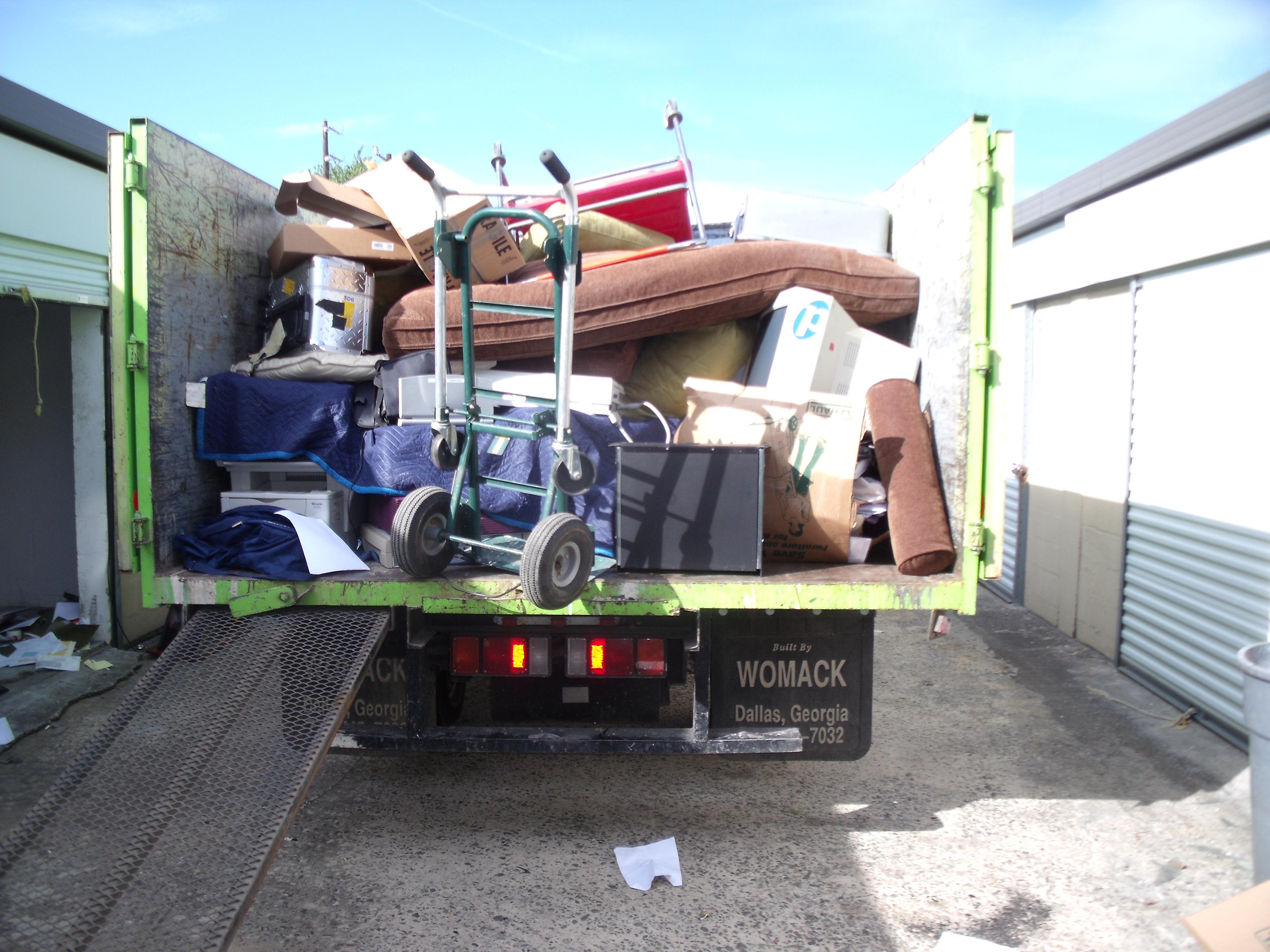 dumpster rental vs junk removal