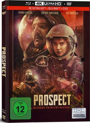 Prospect (2018) FullHD 1080p UHDrip HEVC DTS ITA + AC3 ENG