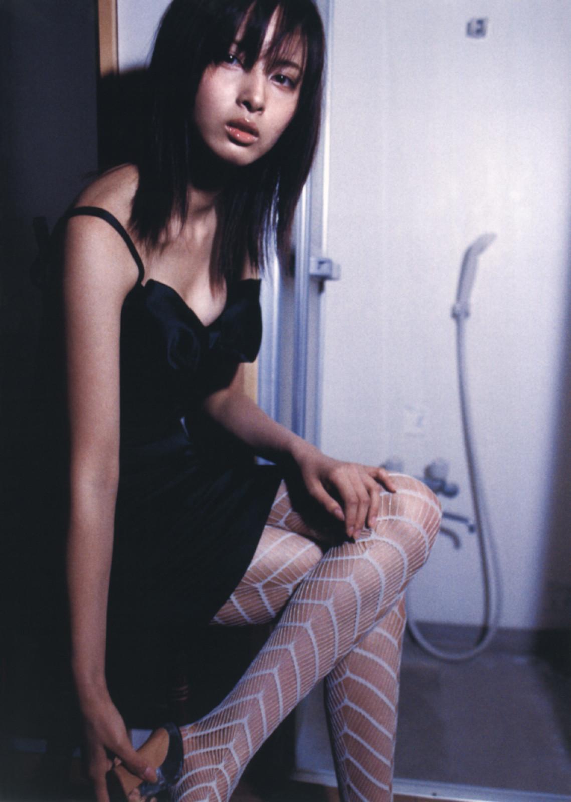 月刊 加藤夏希 写真集 natuki002