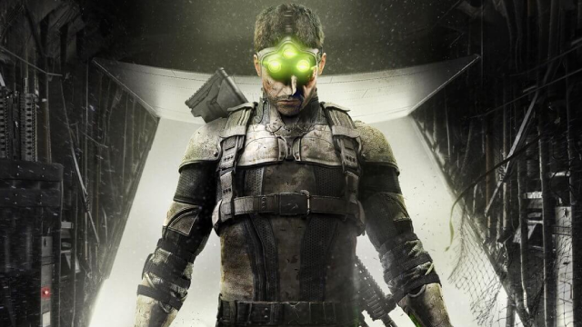 Gamestop Suggests That A Brand New SPLINTER CELL Game Is On The Horizon