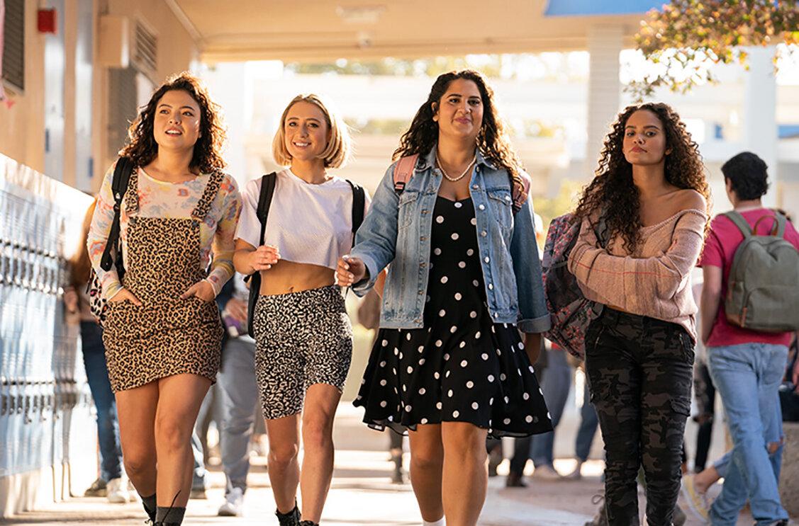Watch American Pie Presents: Girls' Rules (2020) full Movie