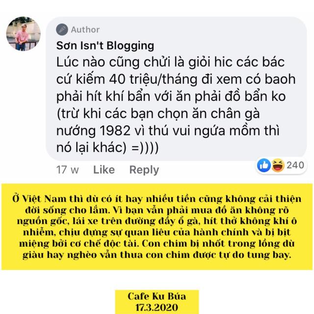 son-Isnt-Blogging