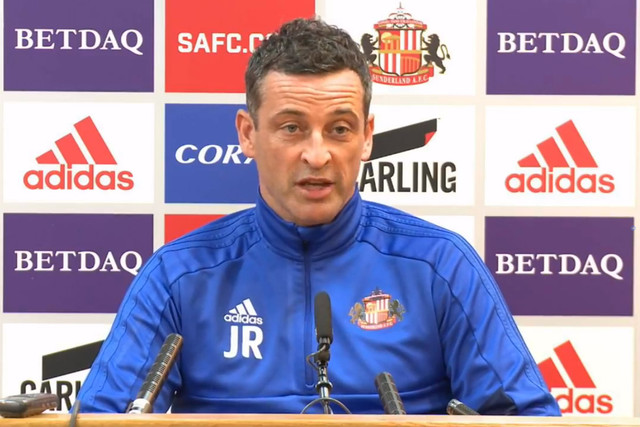 Jack Ross on SAFC press