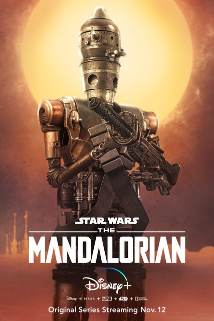 Star Wars : The Mandalorian [Star Wars - 2019] - Page 3 MANDA5