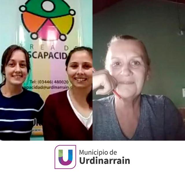 REUNIÓN VIRTUAL ENTRE EL MUNICIPIO DE URDINARRAIN Y EL IPRODI