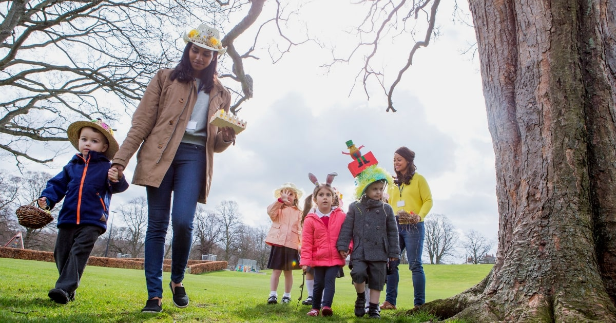 10 Easter Activities For the whole Family