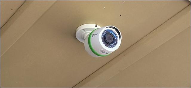 Партизан видеонаблюдения для дома