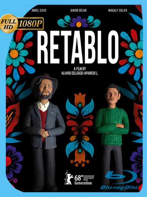 Retablo (2017) NF WEB-DL [1080p] Latino [GoogleDrive] [zgnrips]