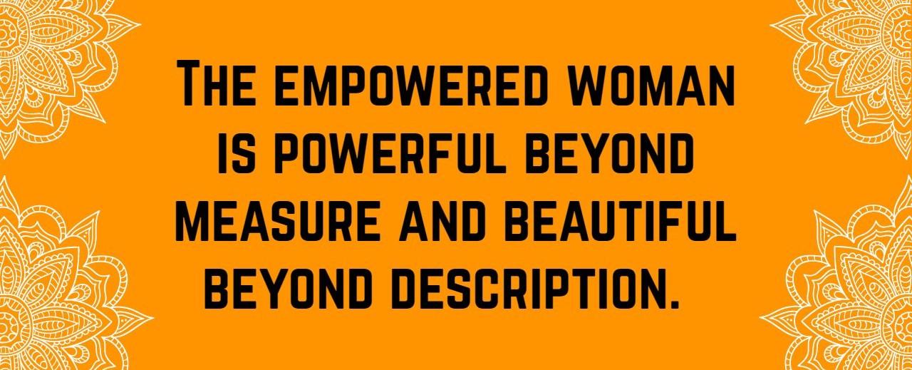 carousel image women empowerment