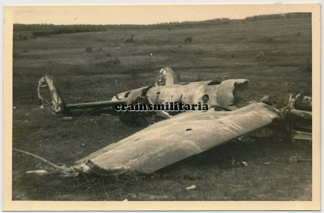 Orig-Foto-russisches-Flugzeug-Wrack-Bomber-in-Russland-1