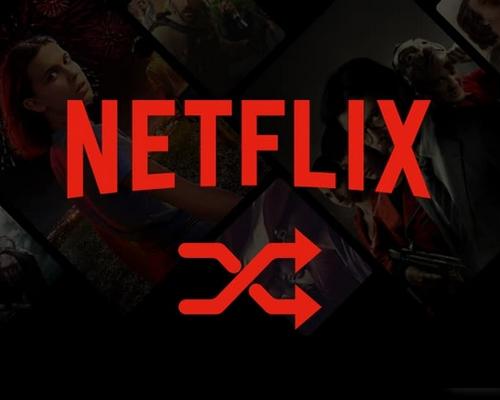 Netflix terá botão aleatório