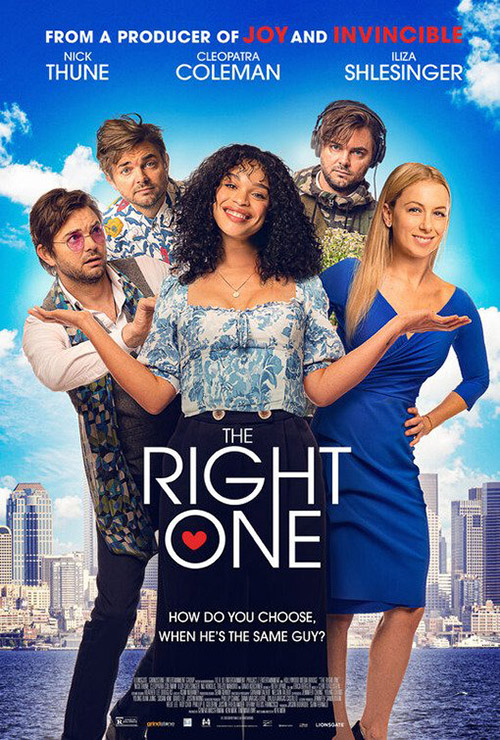 The Right One | 2021 | m720p - m1080p | BluRay | Türkçe Altyazılı | Tek Link