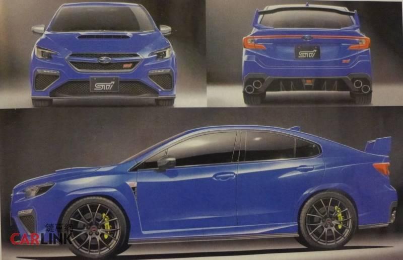 2021 Subaru WRX STI 7
