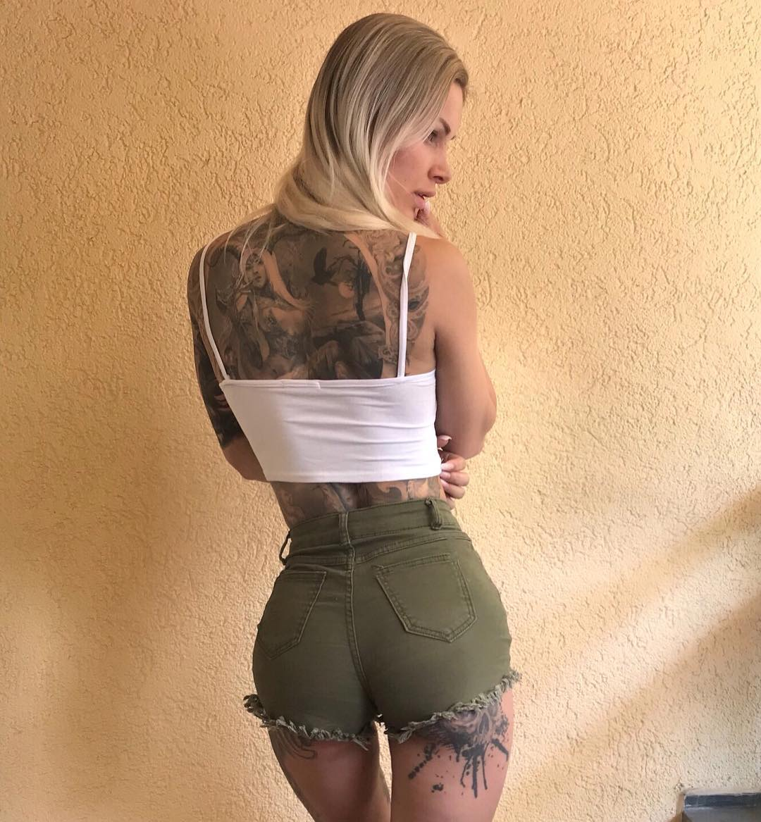 Miss Hardener - Bio   Fitness Models Biography