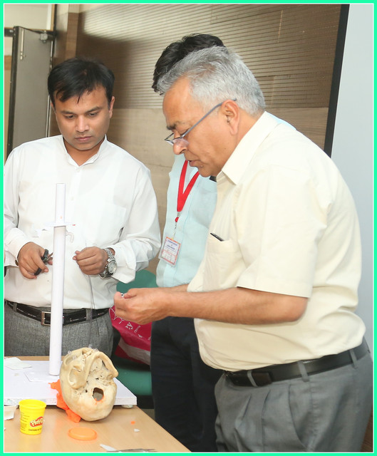 "Workshop of ""Forensic Facial Approximation"" Lucknow.jpg"