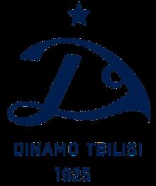 FC Dinamo Tbilisi logo