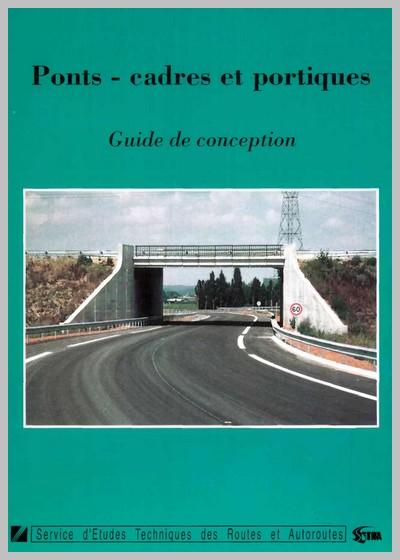 Ponts - cadres et portiques
