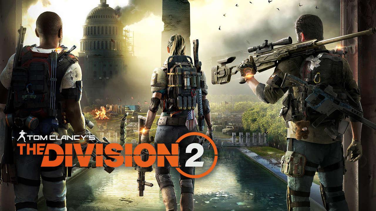 20 минут PvE-геймплея The Division 2